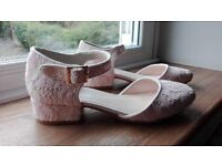 Monsoon Girls size UK 13 Party Shoes *BRAND NEW*