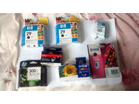 Variety of Printer Ink Cartridges for sale -£ 5