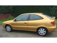 CHEAP CITREON XSARA VTR 1.6L 16v (2001) 3 door year mot