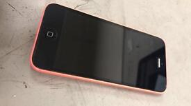 Apple iPhone 5c pink 8gb unlocked