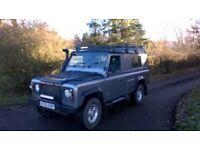 Landover Defender 110 Td5 2003