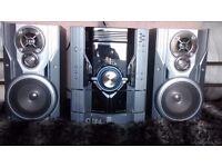 Sharp Hi-Fi Model (CD-SW200)