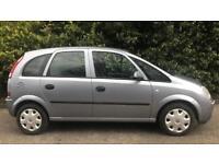 LOW 27,000 MILES VAUXHALL MARIVA ENJOY 1.6L (2004) year mot ready to drive away