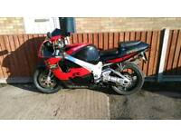 1999 GSXR 750 SRAD INJECTION poss px zx9