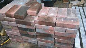 drive bricks