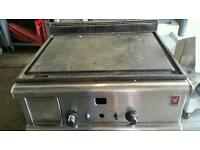 Commercial natural gas hot plate