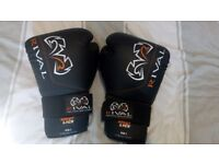 used Rival RB1-Ultra Bag Glove 14oz - Excellent condition