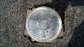 VW Golf MK2 Hella Headlight x 3