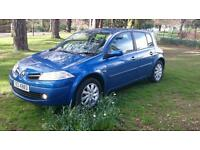 2008 Renault megane 1.5 dci mot tax service history