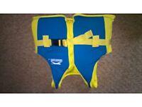 Slazenger life jacket age 4-5yrs