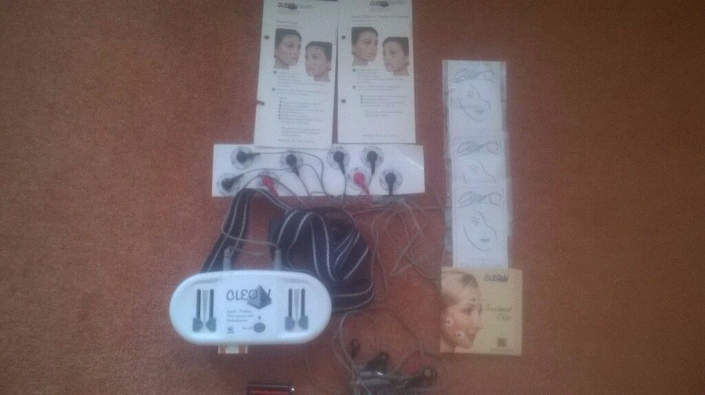 cleo II facial exerciser