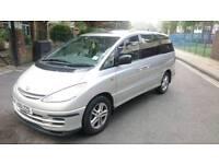 Toyota previa 2001 (GOOD CONDITION)