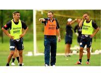 Football Coach Wanted! Coach in London, football in London, find football coach,play football london