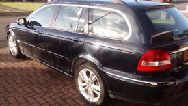 Jaguar X-type Sovereign Estate 2.2 Diesel - VGC LOW Mileage!!!