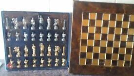 Greek/Roman Period Chess Set