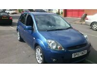 FORD FIESTA ZETEC CLIMATE 57 PLATE(2007)1.2