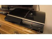 PlayStation 3 with over 20 games