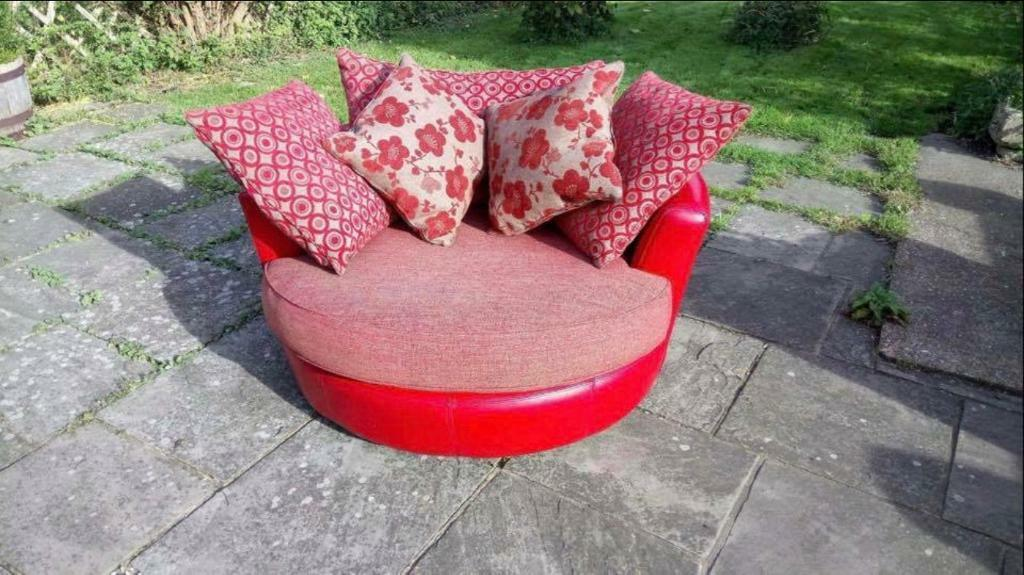 Large Cuddle Chair - open to sensible offers