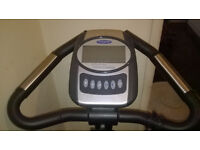 Exercise bike york 400 hrc (on board computer) quality bit of kit