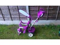 4 in 1 Smart Trike, excellent condition