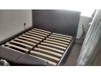 Julian Bowen Optika TV Bed Frame