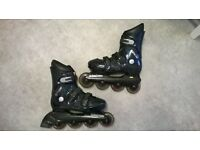 Womens Inline Rollerblade skates - UK Size 4 - Like new