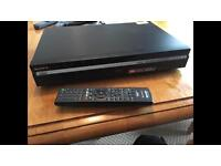 Sony DVD player HDD recorder freeview