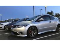 Honda Civic type r immaculate px