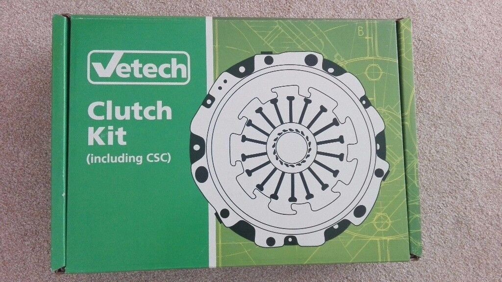 Saab-93 brand new clutch kit with central slave cylinder fits 2002-200