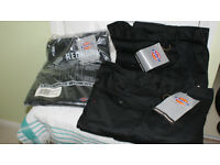 3 PAIRS OF DICKIES SUPER WORK TROUSERS WD884.