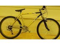 Carrera Gryphon mountain bike