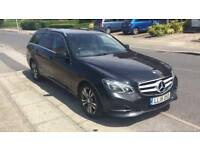 2015 15reg Mercedes E220 SE 2.2 Cdi Automatic Black Estate Cheapest New Shape