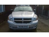 2008 Dodge Caliber starts and drives- spares or repair