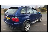 BMW X5 d SPORT EDITION LE MANS BLUE 4X4 AUTO