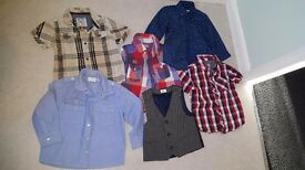 Boys Shirt Bundle 3-4 years