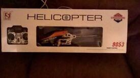 ***BARGAIN**** helecopter
