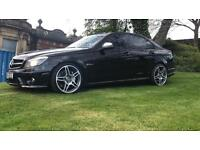 2008 MERCEDES C63 AMG PX CONSIDERED