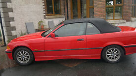 323i convertible mint condition