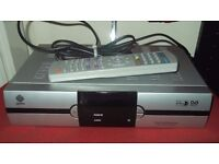 Digital TV Receiver with Remote Control