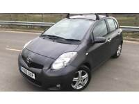 TOYOTA YARIS 1.3 TR HPI CLEAR 12 MONTHS MOT IMMACULATE CONDITION