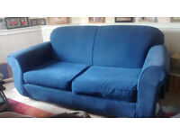 sofa bed with metal action