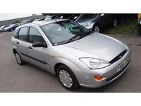 Ford Focus 1.8 i 16v LX 5dr (sun roof) Tow bar Y509 JDW
