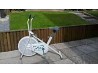 For Sale: V-Fit AC2 Air Cycle exercise bike, excellent condition.