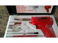 weller expert solder gun
