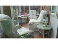 Conservatory Suite for quick sale