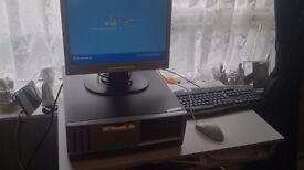 desktop pc and loads of extras