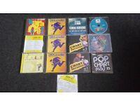 Karaoke CD+Gs