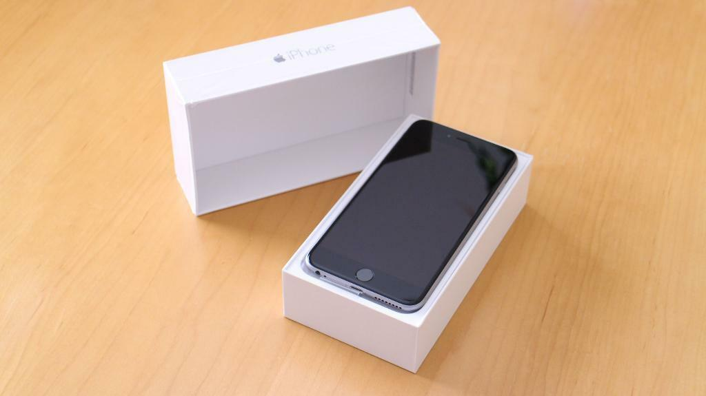 iPhone 6 Space Grey 64gb