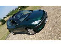 Peugeot 206 1.4 LX (Limited Edition)
