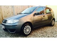 Fiat Punto 1.2 , 9 months MOT full Vosa Verified Mileage history, CD DVD player and all bookpacks